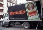 Truck Transporting Alcoholic Beverages