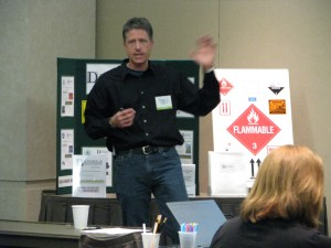 Daniels Training Services provides HazMat Employee Training