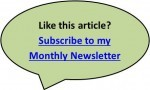 Subscribe to my newsletter here or on my website