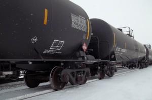 Bakken Crude Oil by Rail