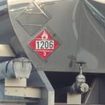 Cargo Tank Motor Vehicle - Heptanes UN1206