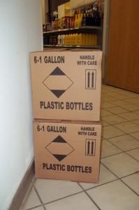 Non-bulk packaging of HazMat - Limited Quantity
