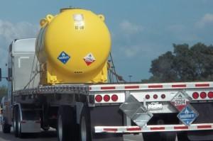 Portable tank of HazMat in Transportation