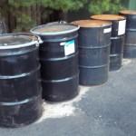 non-hazardous waste containers