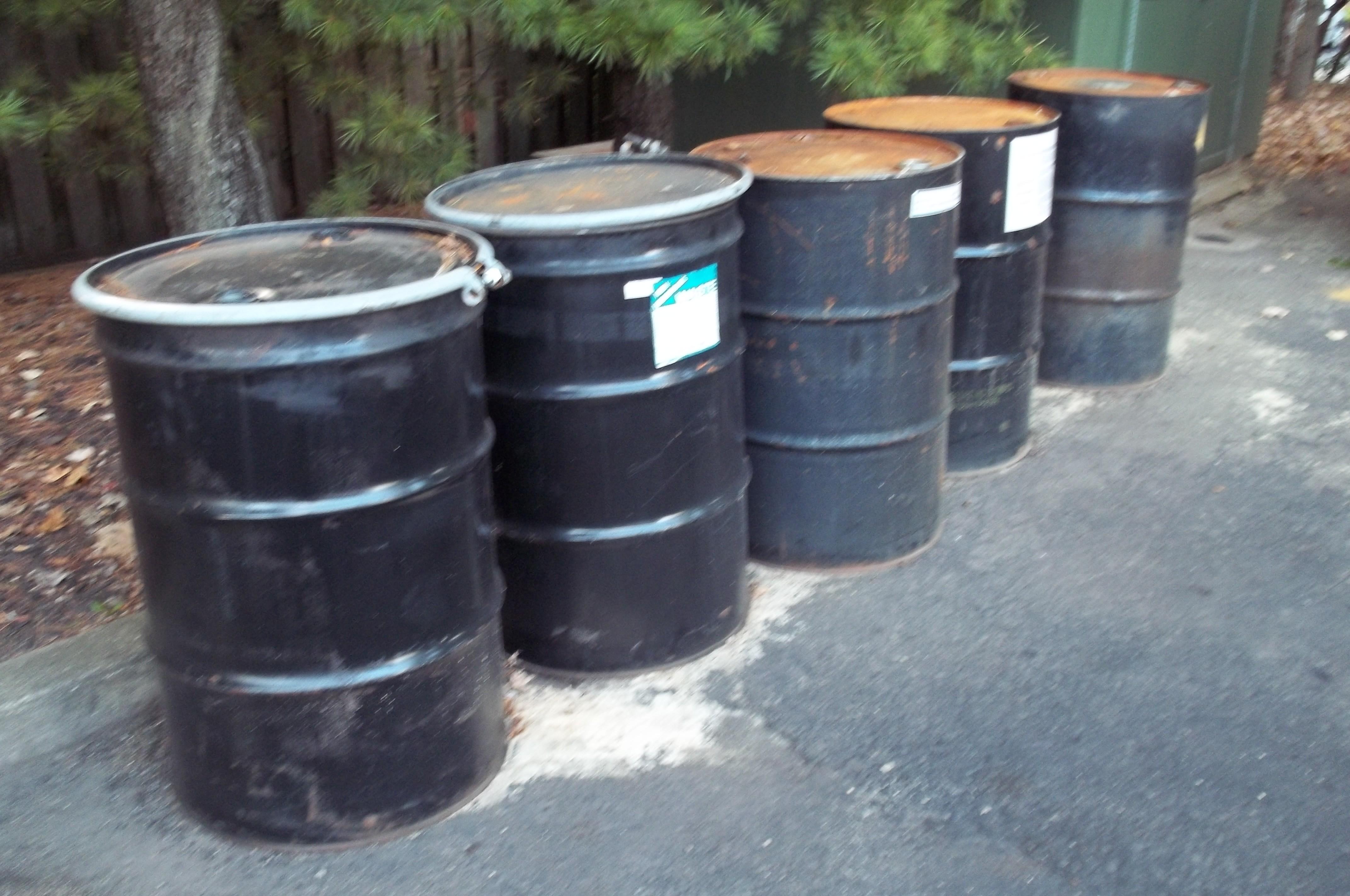 Common RCRA Violations From the USEPA