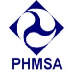 Logo for the Pipeline and Hazardous Materials Safety Administration (PHMSA)