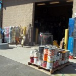 Household hazardous waste collected for disposal in St. Louis, MO