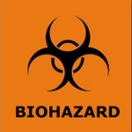 If used, the BioHazard Marking must meet specific requirements