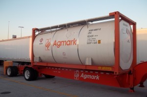 Portable tank used to transport HazMat by highway