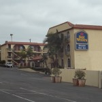 California Best Western hotel