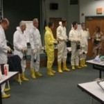 Facility personnel receive RCRA Training