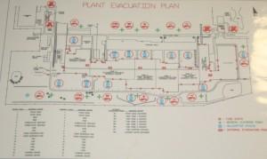 Plant Evacuation Plan