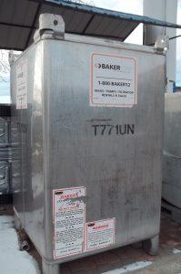Metal Intermediate Bulk Container