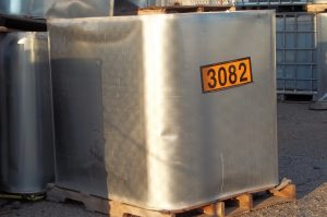 Intermediate Bulk Container of UN3082