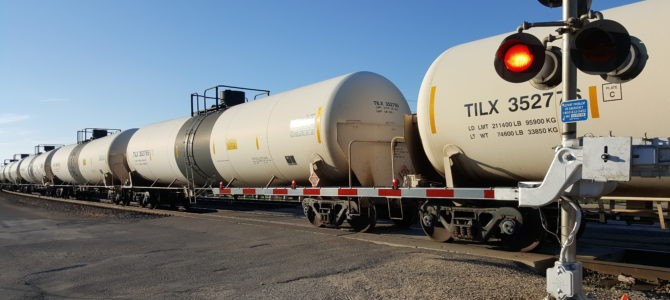 FAQ:  What is a tank car or rail tank car?
