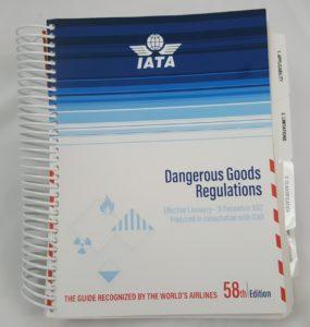 IATA Dangerous Goods Regulations