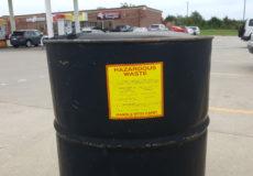 Episodic Generation of Hazardous Waste for a Small Quantity Generator Under the Generator Improvements Rule