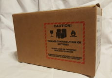 """FAQ:  What does PHMSA/USDOT consider a """"strong outer packaging""""?"""