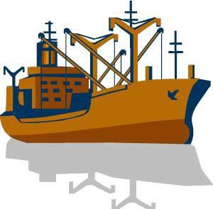 Vessel for transport of dangerous goods