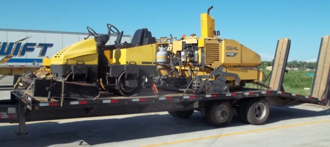 Q&A: Are placards necessary when transporting diesel fuel in equipment?