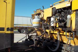 equipment with hazmat