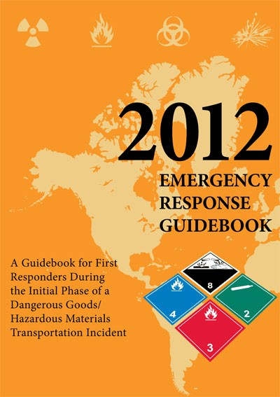 what s on that truck the identification of hazardous materials in rh danielstraining com Emergency Response Procedures Disaster Response Guide