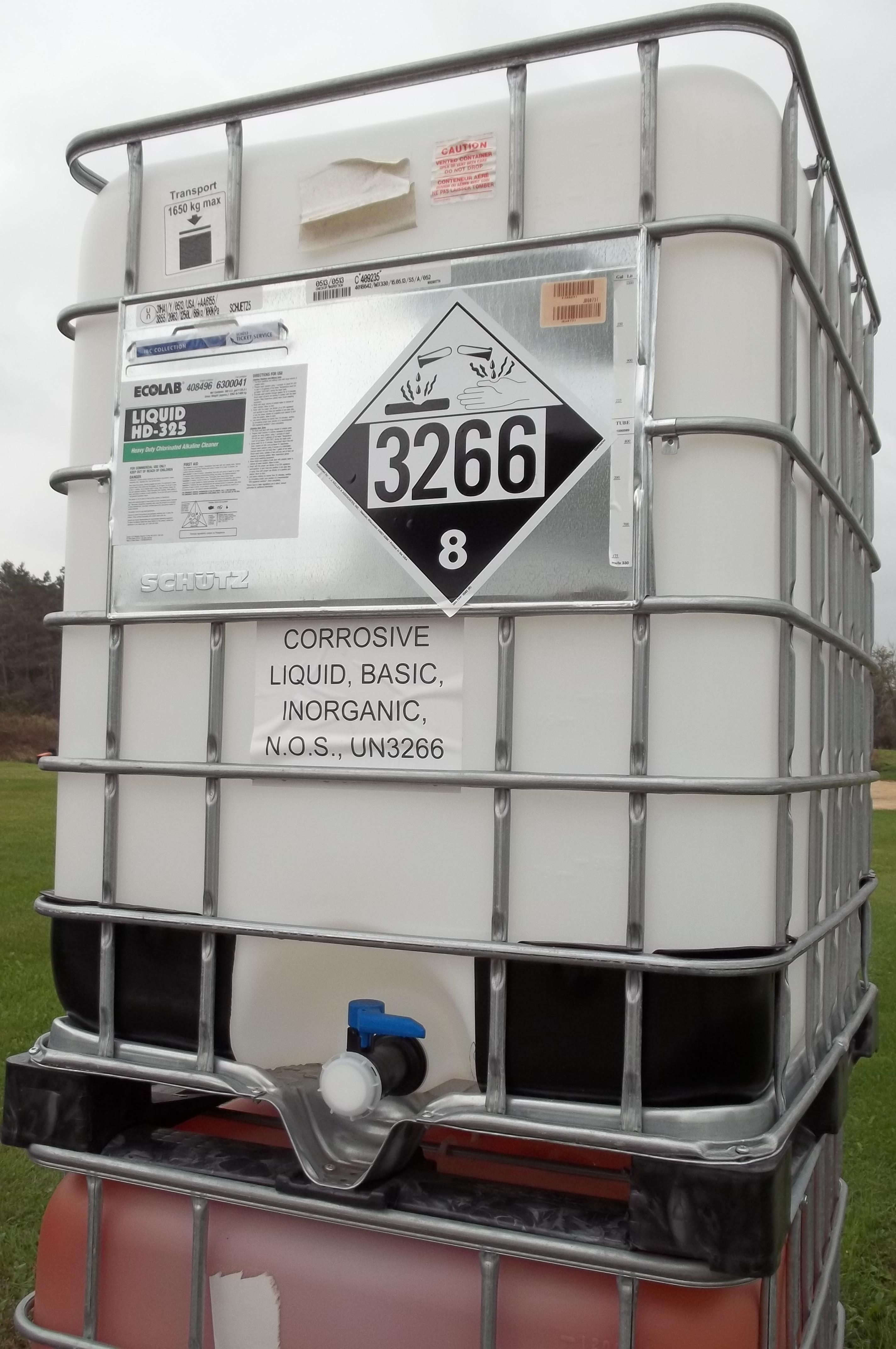 bulk packaging for hazmat explained daniels training services