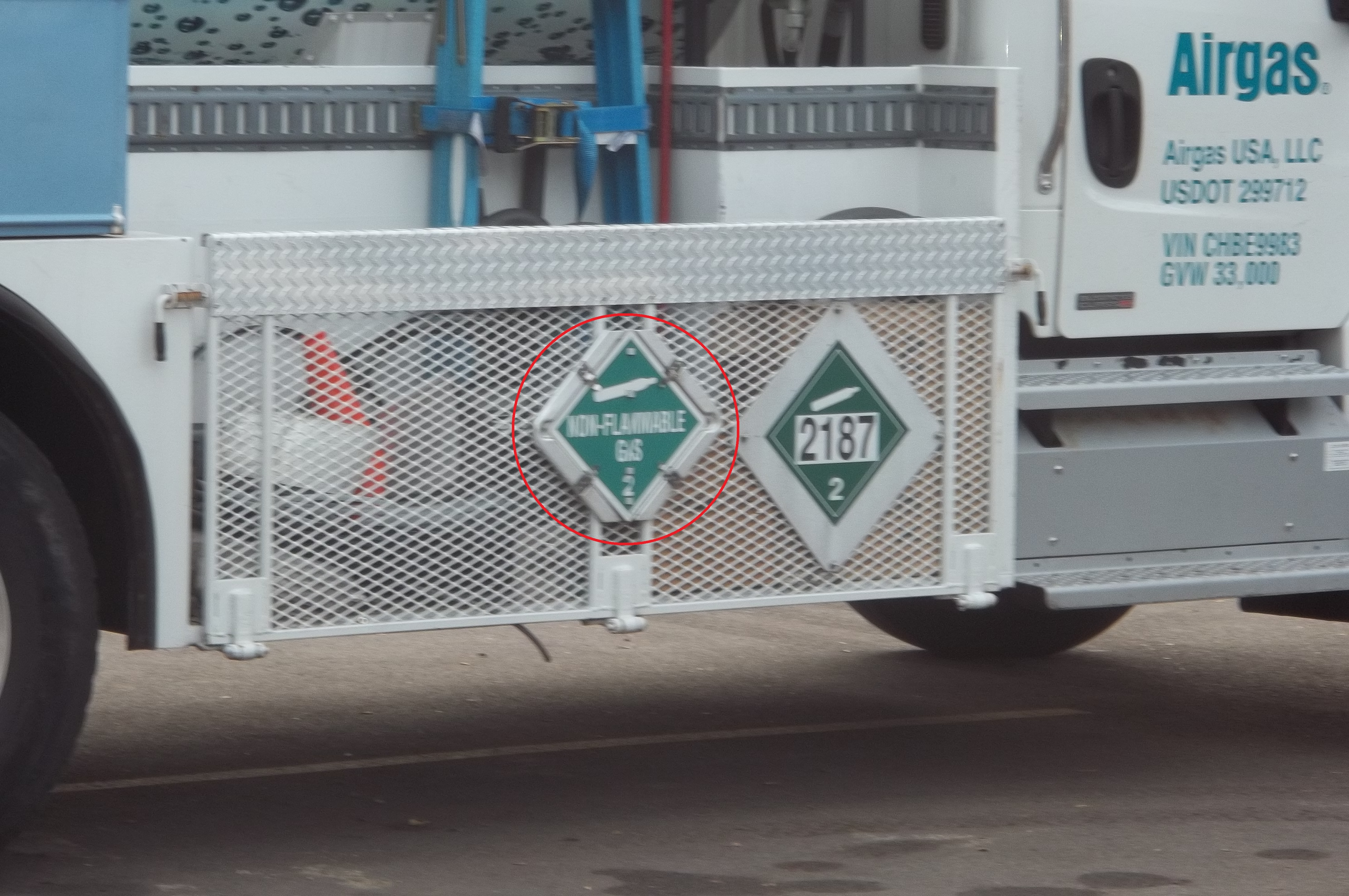 What S On That Truck The Identification Of Hazardous Materials In