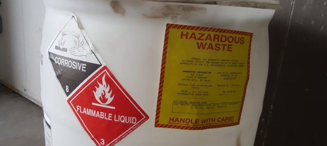 The Annual Review of RCRA Training for Hazardous Waste Personnel