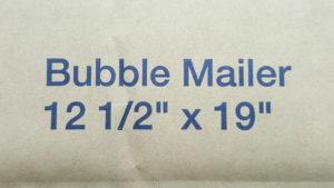 USPS Bubble Mailer