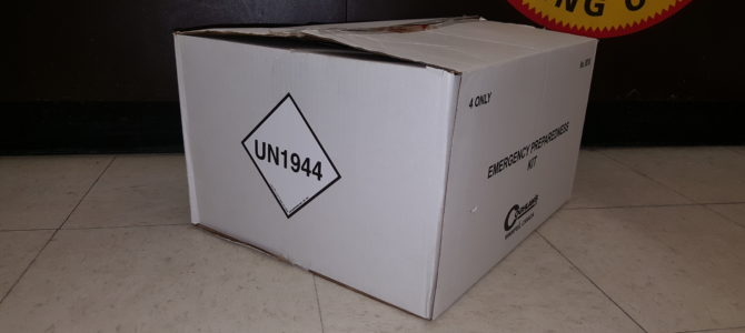 The General Requirements for Packagings and Packages in the Hazardous Materials Regulations