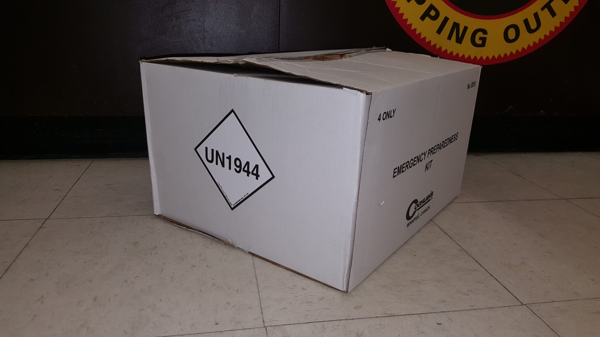 The General Requirements for Packagings and Packages in the