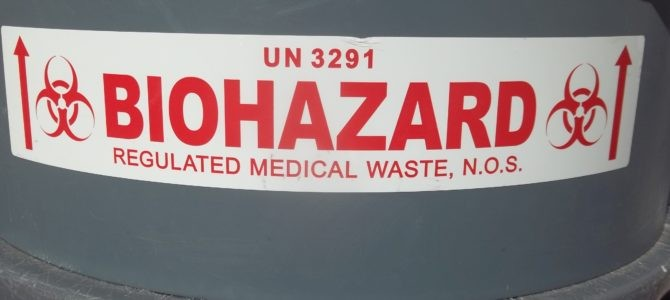 Q&A: What manifest do I use when shipping medical waste?